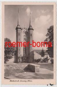 85895 Foto Ak Kathedrale Danzig-Oliva um 1930