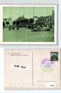 86148 Ak Auto a Motozavody Bohdanecsky Okruh Autorennen 1938