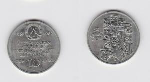DDR Gedenk Münze 10 Mark 40.Jahrestag der DDR 1989 (133719)