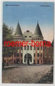 70872 Ak Máramarossziget in Rumänien Kulturpalast um 1915