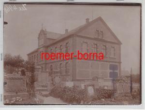 76695 Original Foto Kiebitz Schule um 1930