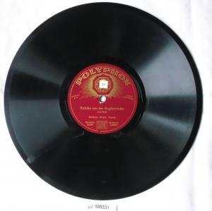105331 Schellackplatte Polyphon