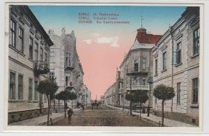 68034 Ak Stryj Стрий Tribunal-Gasse 1916