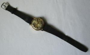Elegante GUB Glashütte Automat 23 rubis Armbanduhr Automatik Uhr (101998)