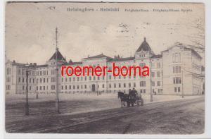 84785 Ak Helsingfors Helsinki Polyteknikum Polyteknillinen Opisto 1912