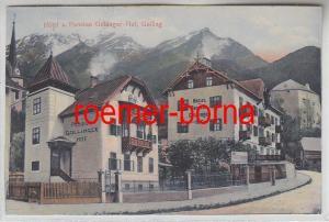 79191 Ak Golling Hotel und Pension Gollinger Hof 1906
