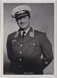 14392 Autograph Foto Deutscher Schauspieler Fritz Kampers um 1939