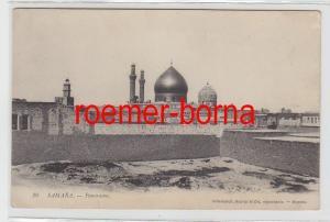 73029 Ak Samara bei Bagdad Panorama mit Moschee um 1910