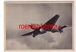 81037 Typenkarte Nr. 47 Ganzmetall Flugzeug Junkers Ju 87 Bj. 1937