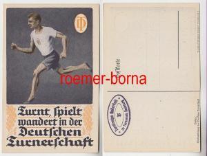 72562 Künstler Ak Turnt, spielt, wandert in der Deutschen Turnerschaft um 1910