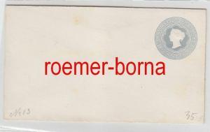 75171 seltener Ganzsachen Brief Mauritius 8 Cents grau um 1900