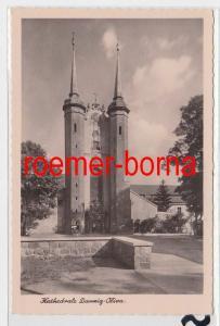 85894 Foto Ak Kathedrale Danzig-Oliva um 1930