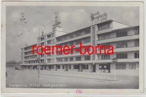 79831 Ak Fredericia in Dänemark Hotel Vasegaarden 1941