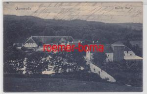 84431 Ak Apenrade Aabenraa Dänemark runde Mühle 1907