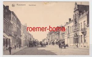 85014 Ak Roeselare Noordstraat um 1920