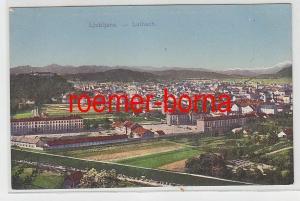 75911 Ak Ljubljana Laibach um 1915