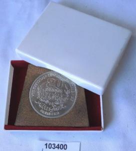DDR Medaille VEB Bergbau- & Hüttenkombinat Albert Funk Freiberg (103400)
