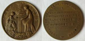 Medaille Vae Victis Aufruf zur Mäßigung mit besiegten Kriegsgegnern (115794)