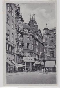 81416 Ak Brünn Brno Warenhaus Aso 1943