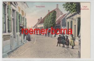 78394 Ak Lage Zwaluwe Gemeinde Drimmelen Dorpstraat um 1910