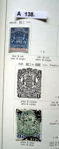Schöne hochwertige Briefmarkensammlung Rhodesia Britisches Schutzgebiet ab 1891