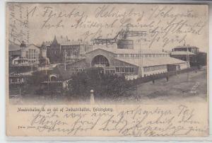 68017 Ak Helsingborg Maskinhallen & en del af Industrihallen 1906