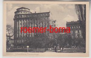 73588 Ak Krakau Volksaufklärung Propagandaamt um 1920