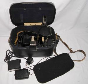Kamera Praktica LTL 3 + 3 Objektive + Zubehör + Tasche (103635)