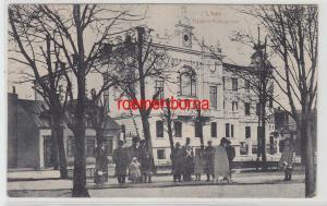78553 Feldpost Ak Libau Mädchen-Gymnasium Liepāja 1916