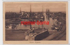 81630 Ak Bogense Havnen 1931