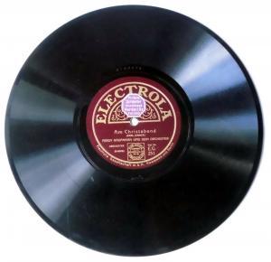 119918 Schellackplatte Electrola