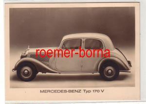 60668 Ak Mercedes Benz Typ 170 V um 1936