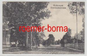 60755 Ak Wolkowysk Waukawysk Dworanskastrasse um 1940