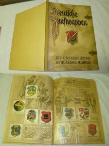 Zunftwappen - Die Adelszeichen deutscher Arbeit, Aurelia-Zigarettenfabrik 1933