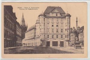67943 Ak Prag Palais des Assikurazion Vereins der Zuckerindustrie um 1930