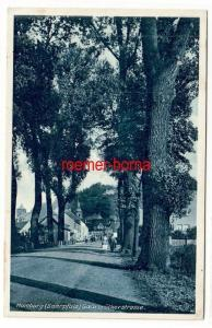 78059 Ak Homburg (Saarpfalz) Saarbrückerstrasse 1933