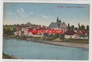 72542 Ak Kraków Klasztor P.P. Norbertanek um 1910