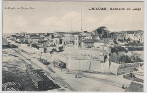 83701 Ak Leixões Portugal - Castello de Leca 1914