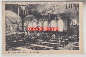 16875 Ak Lille Zum Feldgrauen Großer Saal 1917