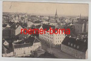 78362 Feldpost Ak Mitau Jelgava Totalansicht 1916