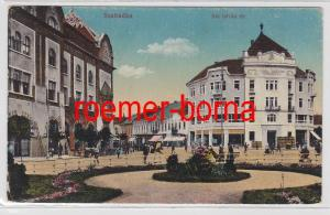 83224 Ak Szabadka Subotica Serbien Szt István Ter um 1910