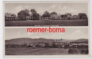 81623 Mehrbild Ak Ottowitz b. Karlsbad Sudetengau 1940