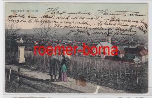 83215 Ak Fehértemplom Bela Crkva  Weißkirchen Serbien 1910