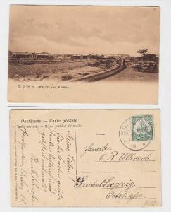 84930 Ak Deutsch Süd West Afrika Namibia Ansicht von Karibib 1911