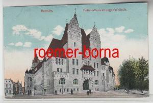77113 Ak Bremen Polizei-Verwaltungs-Gebäude 1914