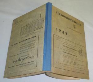 Bekanntmachungen der Landeshauptstadt Halle Jahrgang 1949 (14180)