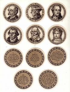 11 Banknoten Notgeld Stadt Eckartsberga 1921 (116074)