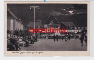 84446 Ak Ostseebad Zoppot (Sopot) Blick zum Kurhaus um 1935