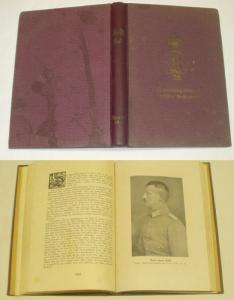 Erinnerungsblätter deutscher Regimenter Infanterie Regiment Fürst Leopold um1920
