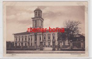 85225 Feldpost Ak Mitau Jelgava Kommandantur 1916